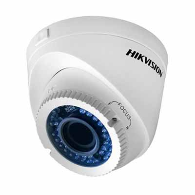 CAMERA DOME HDTVI 2MP HIKVISION DS-2CE56D0T-VFIR3E