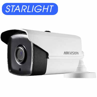 CAMERA THÂN HDTVI 2MP STARLIGHT HIKVISION DS-2CE16D8T-IT5